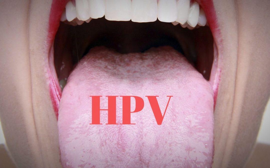 lesioni papilloma virus bocca)