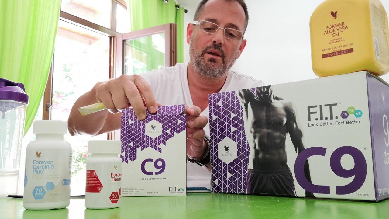 detoxifiere c9 forever viermi de giardia