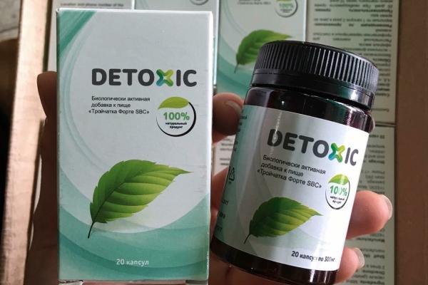curățarea corpului de paraziți și toxinele acestora)