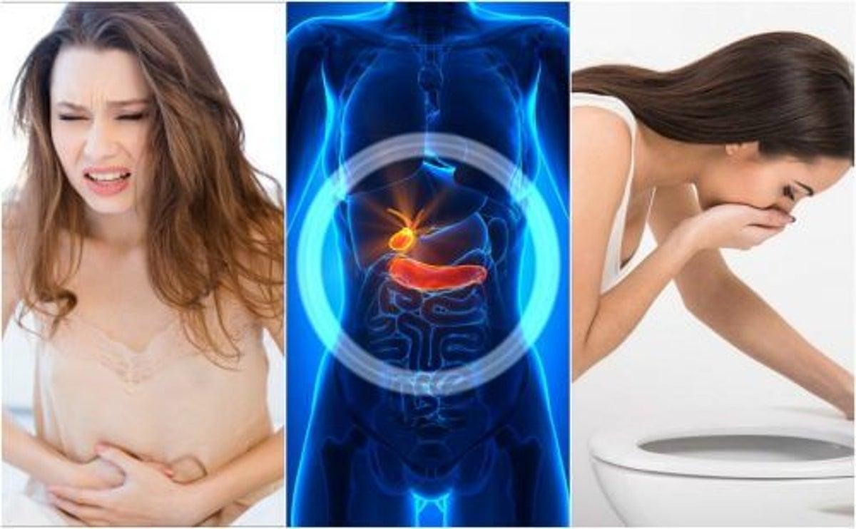 simptomele vezicii biliare)