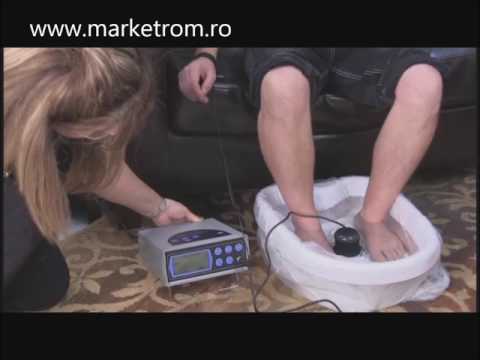 aparat de detoxifiere prin talpi pret)
