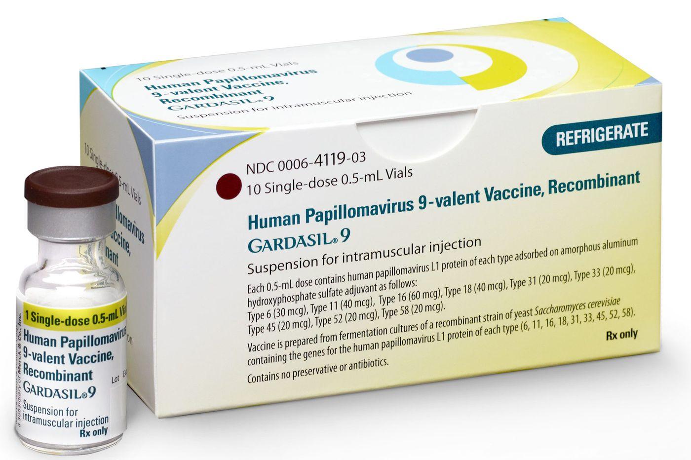 virus papillomavirus vaccine