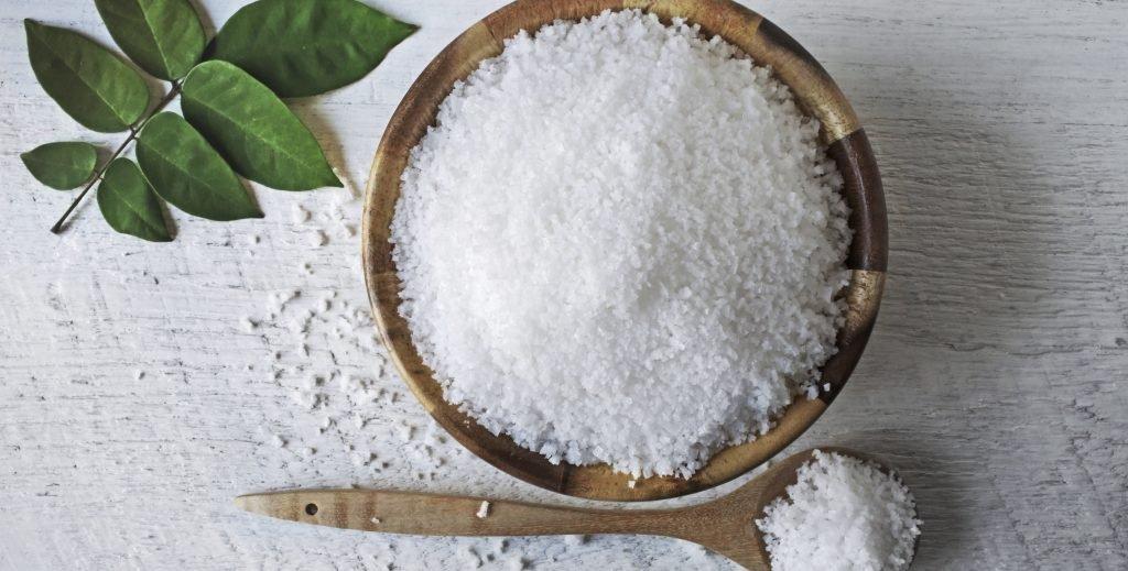 Detoxifiere cu sare. Sarea amara – detox pentru o zi