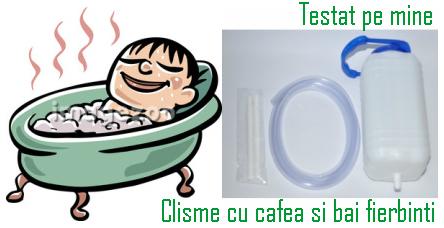detoxifierea colonului prin clisma