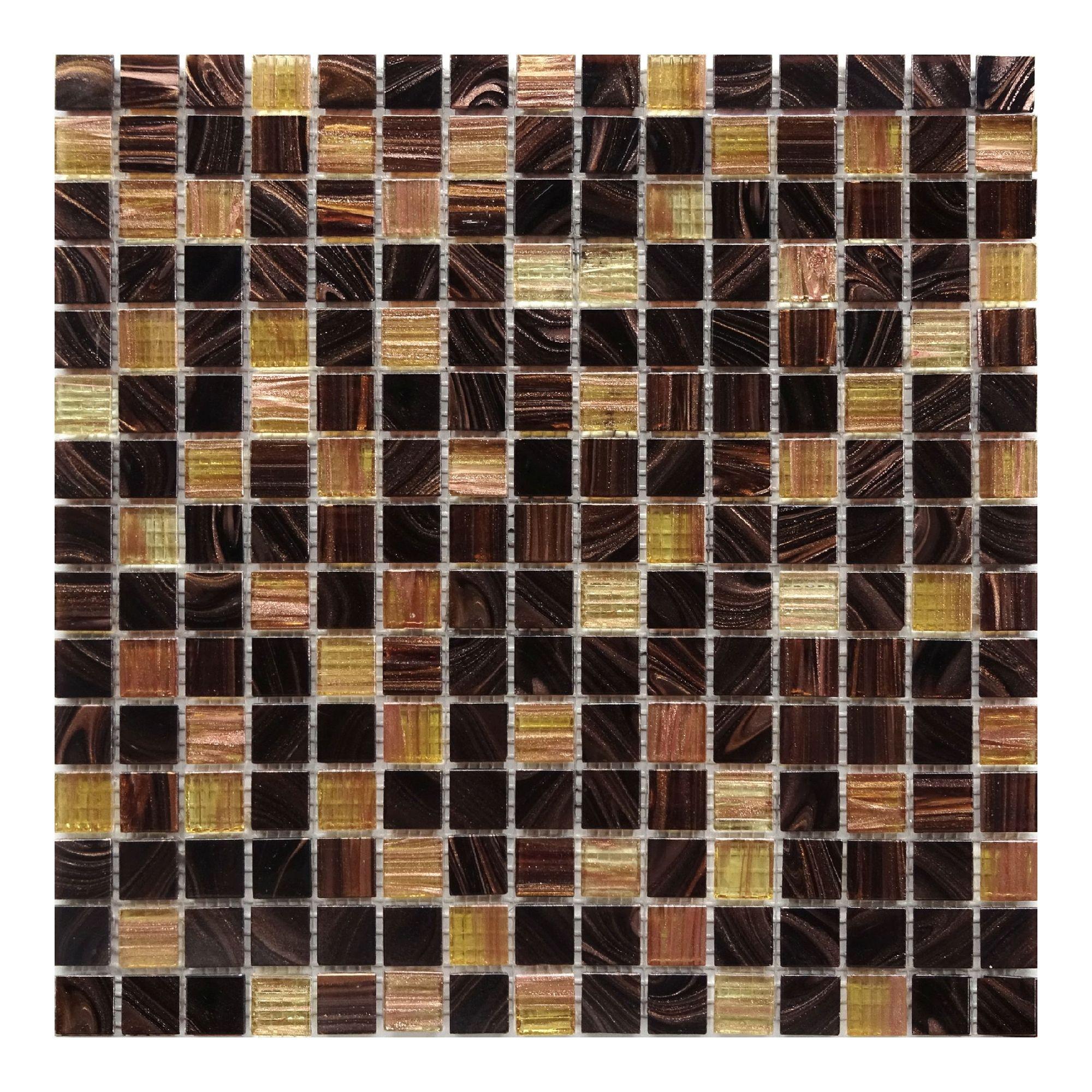 mozaic negru plantar