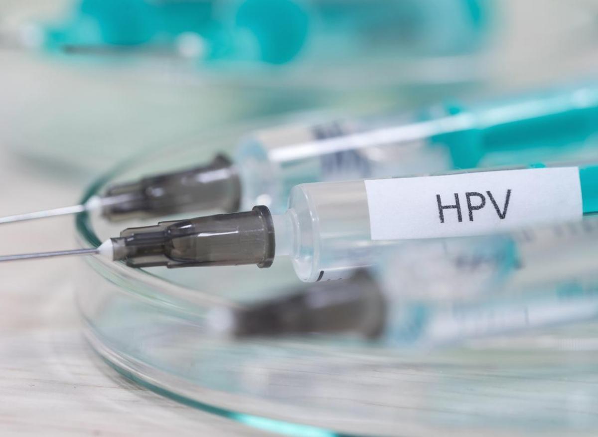 Hpv vaccine m?nd.