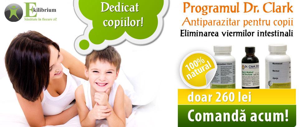 tratamentul preventiv al paraziților pentru copii)