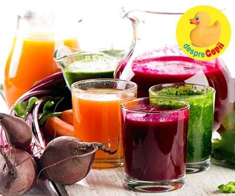 dieta de detoxifiere cu sucuri naturale împotriva teniei acasă