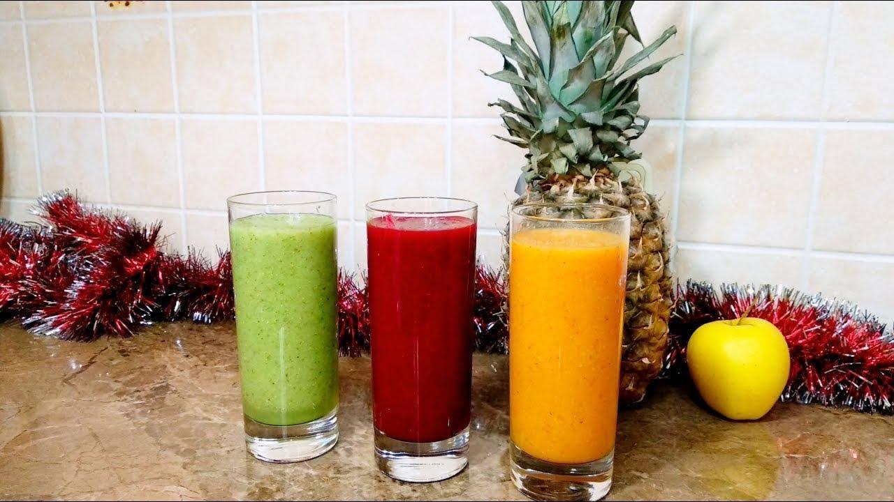 Cura de vitamine cu sucuri & smoothie-uri – provocarea de 5 zile | The Smart Cuisine