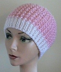 cancer cap knitting pattern