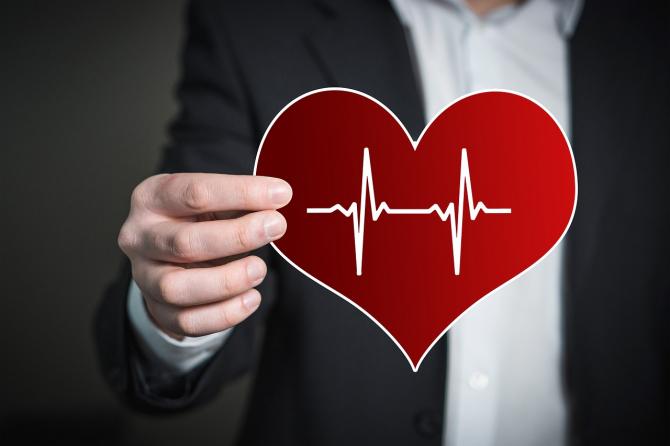 Cum să vă protejaţi de bolile de inimă: Patru obiceiuri sănătoase
