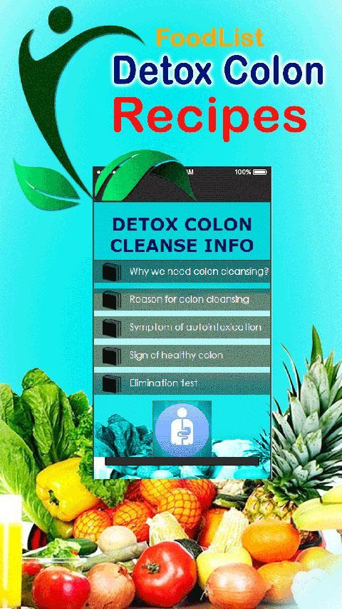 natural detox colon clean)