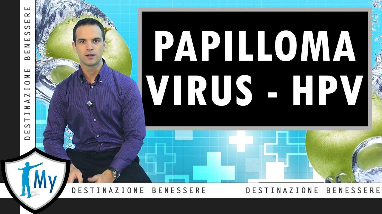 Che sintomi da il papilloma virus,