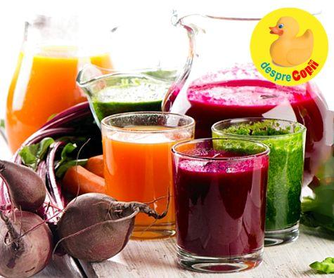 8 sucuri de detoxifiere maxima de care are nevoie corpul tau | triplus.ro