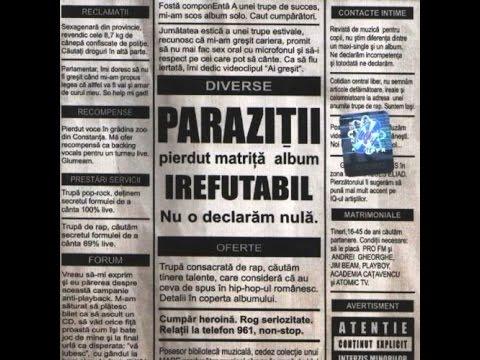 parazitii exprimare libera)