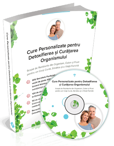 Detoxifiere și curățarea intestinelor eficient și natural