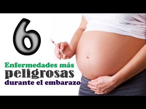 parasitos oxiuros en el embarazo