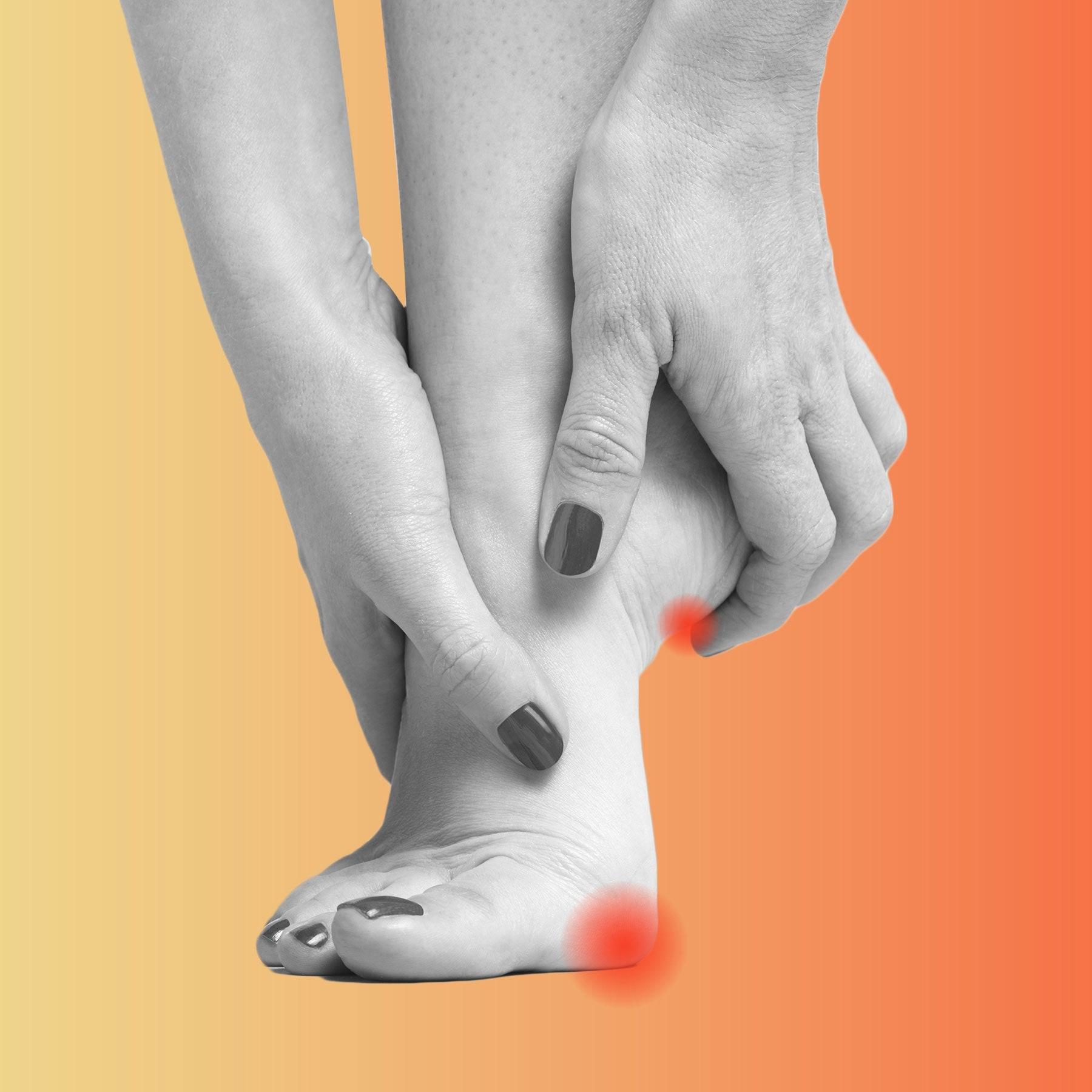 hpv virus and leg pain