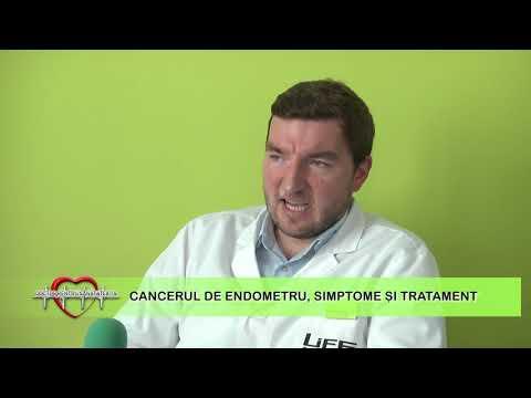 secretia din cancerul de endometru)