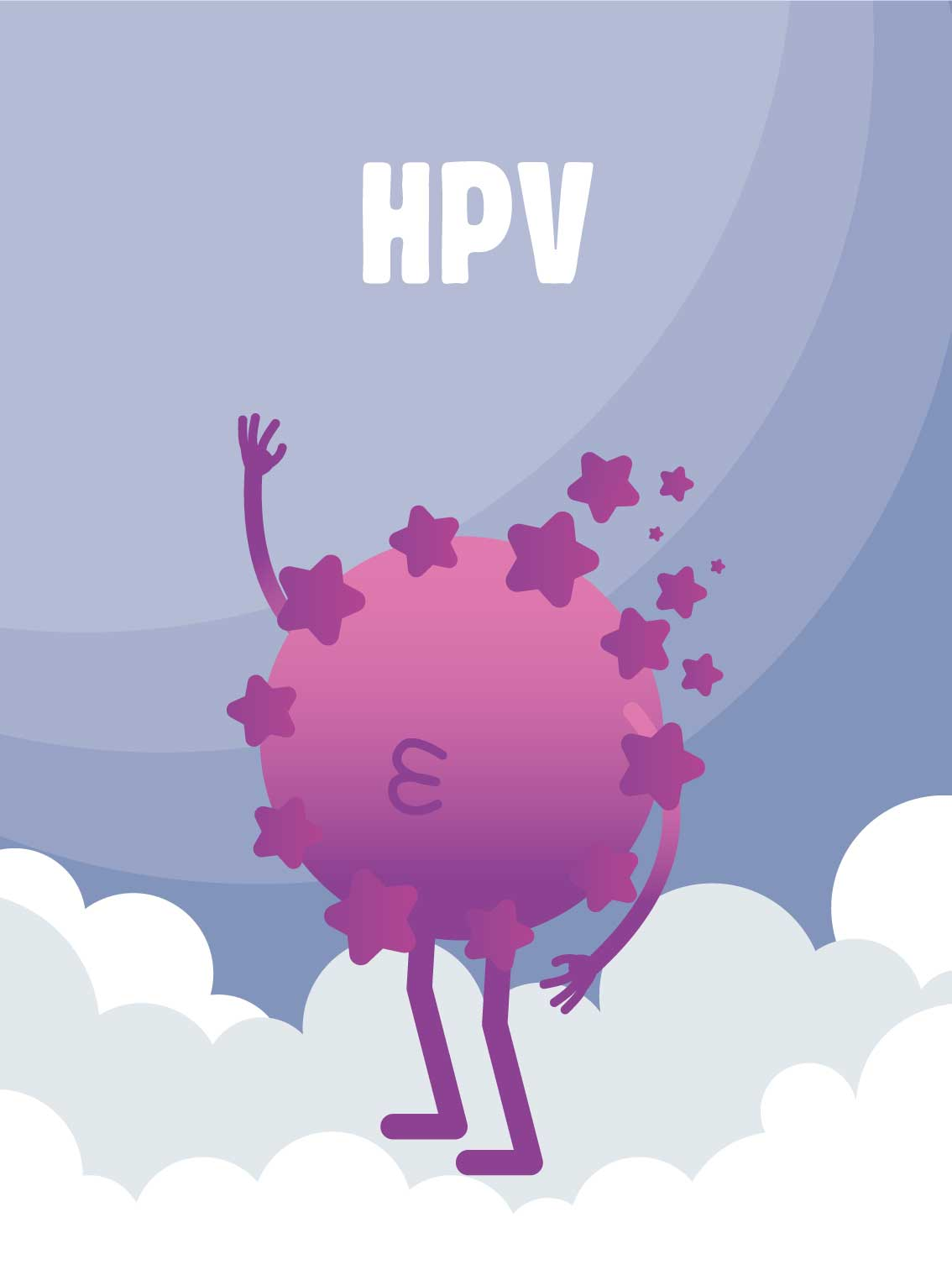 Papillomavirus preservatif a vie - Papiloma humano vs herpes - Traducere
