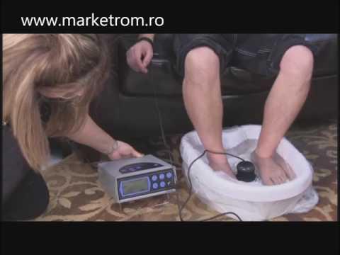 aparat de detoxifiere prin talpi pret