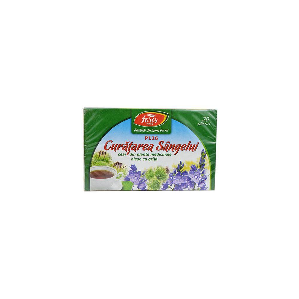 ceai curatarea sangelui acnee)