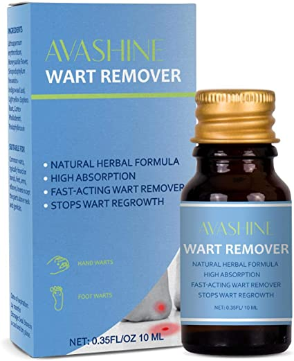 wart treatment liquid