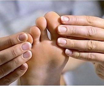 metoda de tratare a paraziților piciorului)