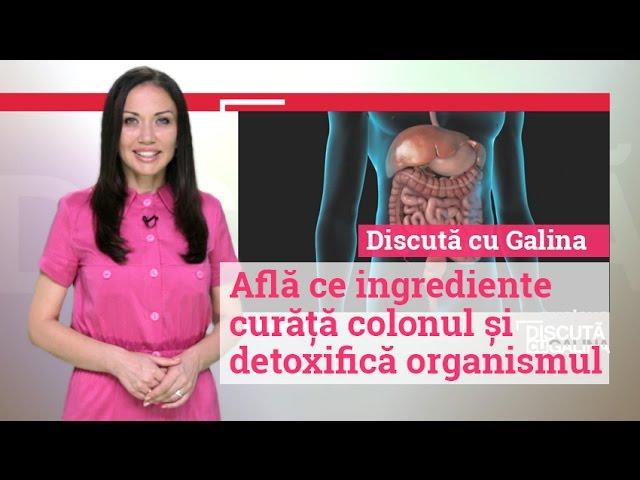 vindeca detoxia colonului