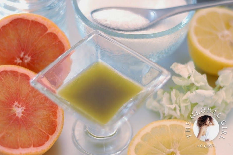 Detoxifiere in doua triplus.ro cu sare amara