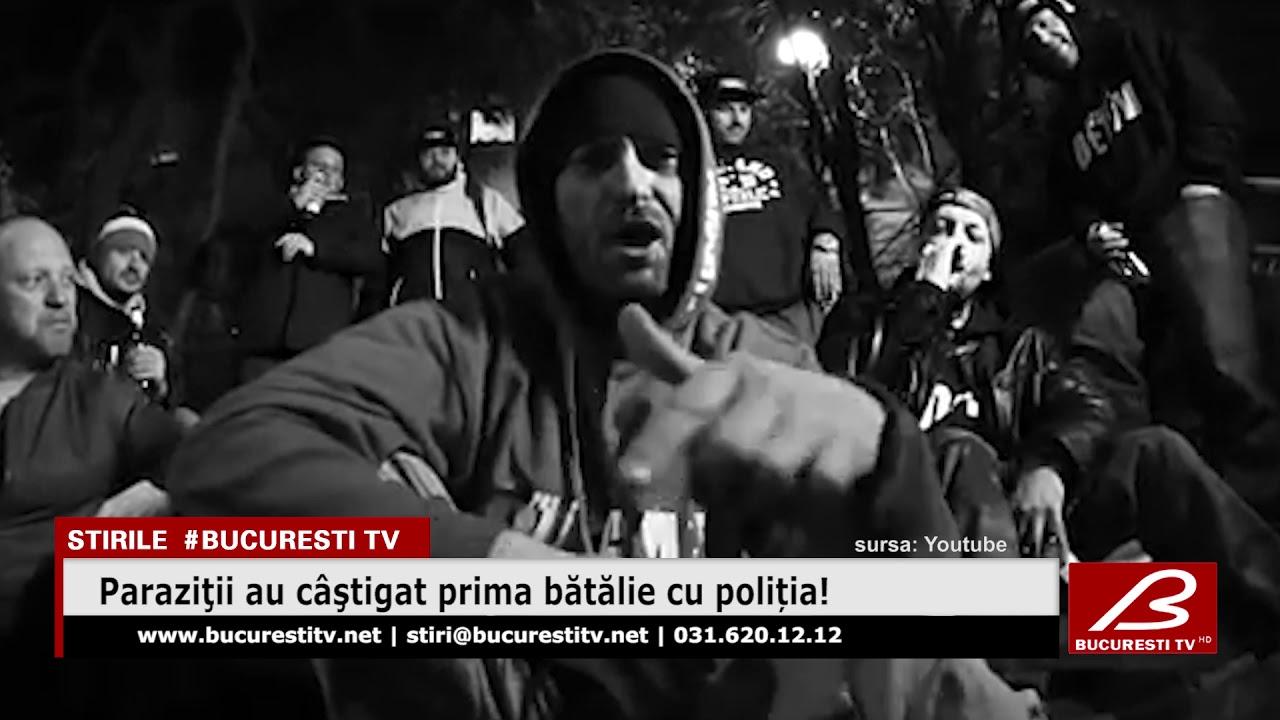 """Trupa Paraziții a câștigat procesul cu """"Spaima infractorilor""""!"""