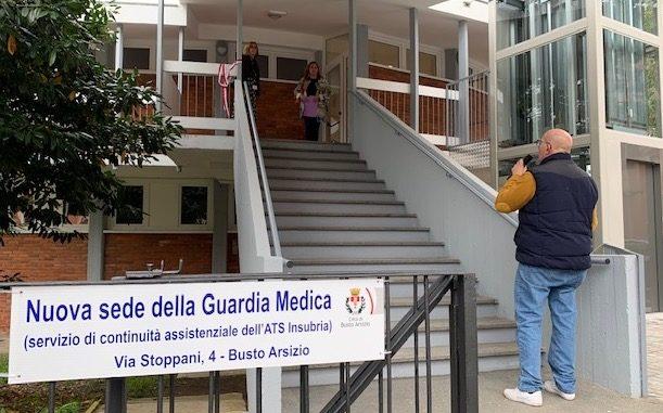 guardia medica via bambini