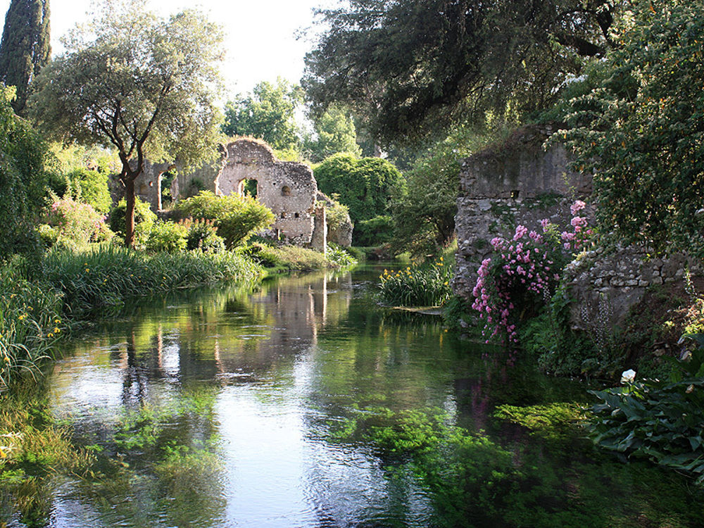 i giardini di ninfa orari