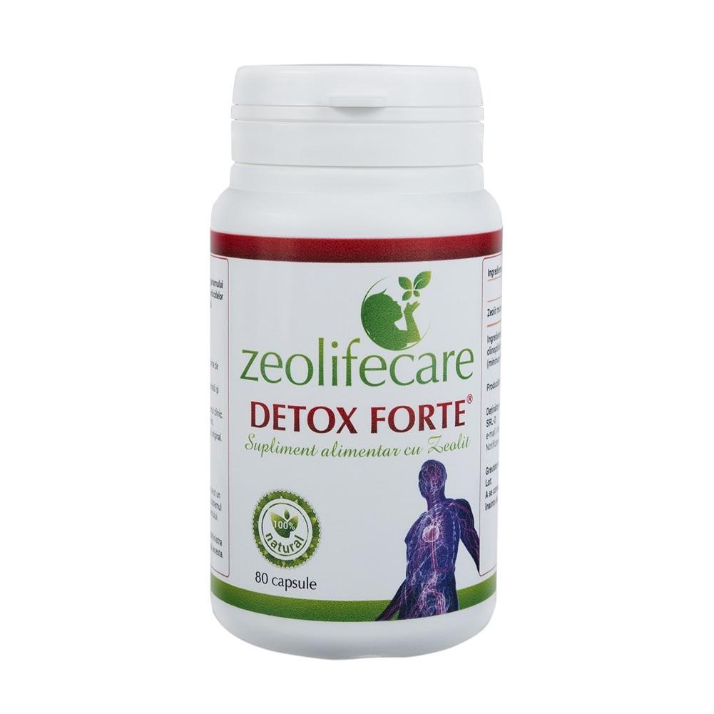 Suplimente de detoxifiere naturală pentru curățarea colonului
