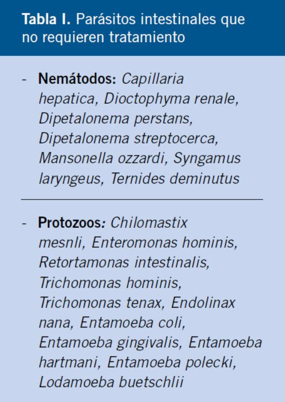parasitos oxiuros en ninos tratamiento