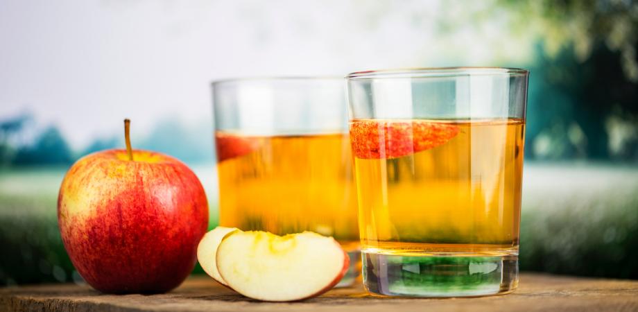 cura cu suc de mere pentru ficat