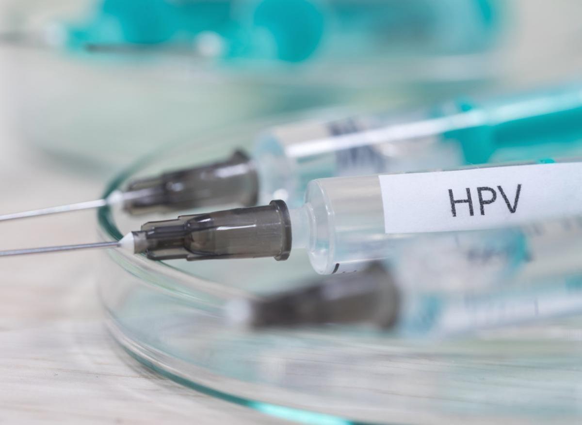 papillomavirus humain vaccin