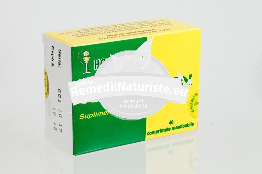 tablete masticabile pentru viermi pentru copii