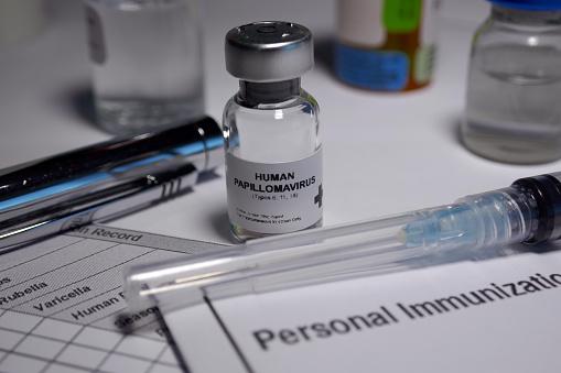 Bivalent human papillomavirus vaccine