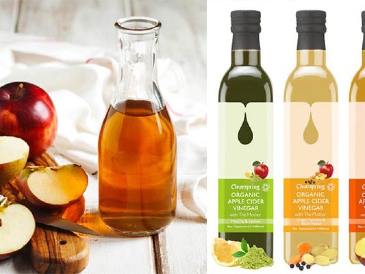 detoxifierea otetului de mere
