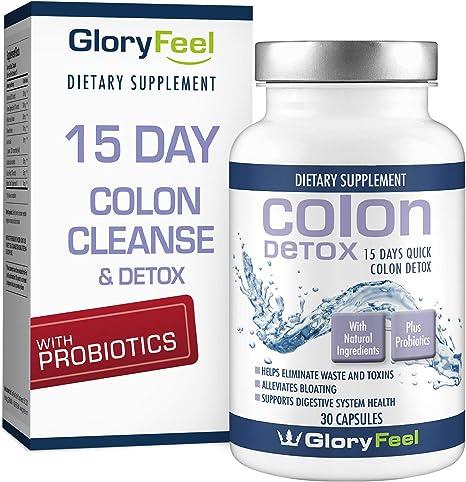 pro detox și colon detox cancerul la colon