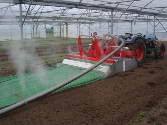 vierme de dezinfectare a solului