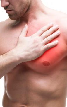 cancerul mamar inflamator)
