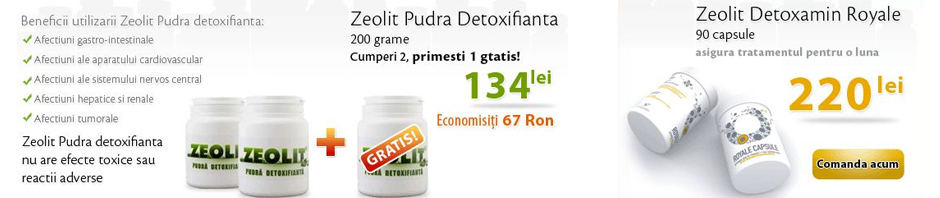 regulatoare de detoxifiere