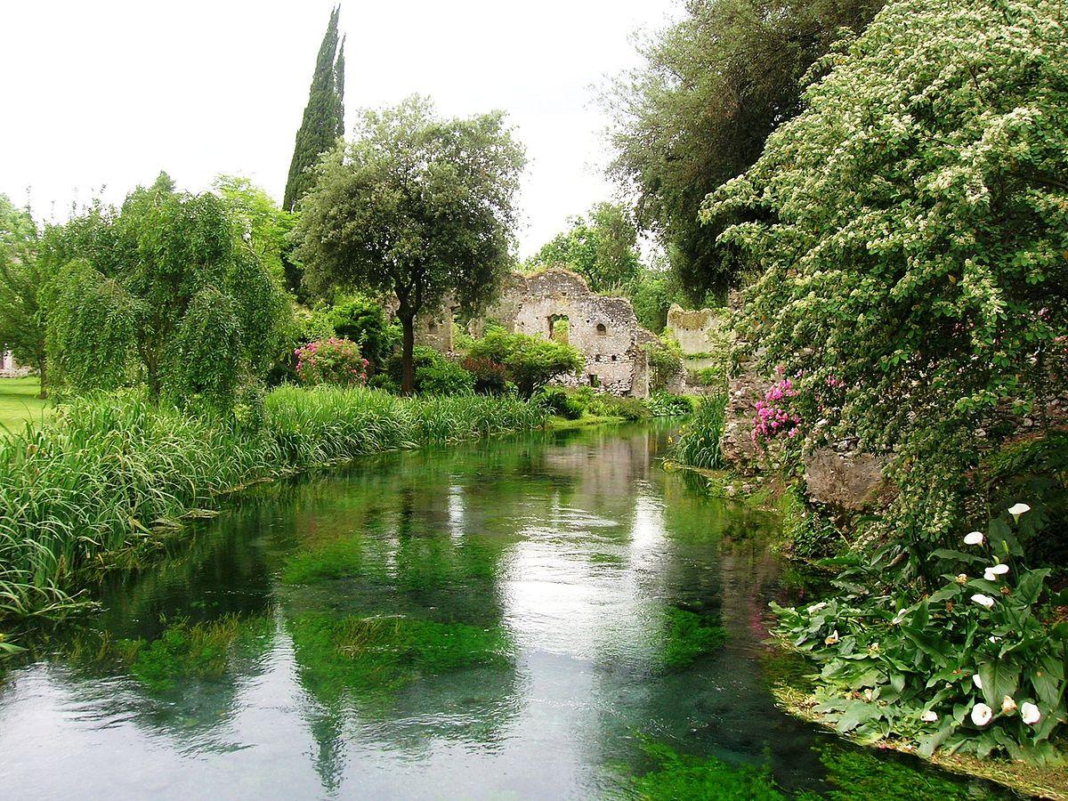 Giardini ninfa prenotazione - triplus.ro