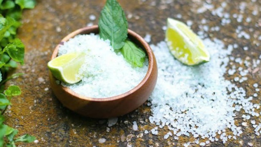 detoxifierea limfei cu sare amara)