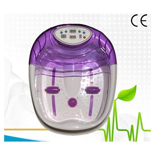 detoxifiere cu aparatul detox