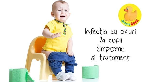 tratament oxiuri la copii)