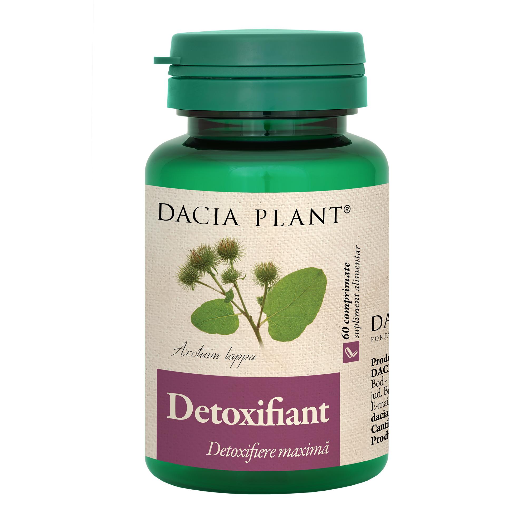 supliment suplimentar dietetic de detoxifiere)
