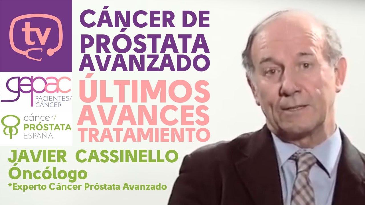 cancer de prostata ultimos avances